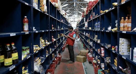 印度杂货电商扎堆,中美印三方势力背后角逐